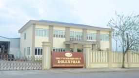 Công ty CP Dược phẩm Quốc tế Dolexphar