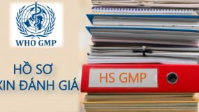 Hồ sơ xin đánh giá GMP thực phẩm bảo vệ sức khỏe và điều kiện xin giấy chứng nhận HS GMP