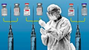 Có thể tiêm kết hợp 2 loại vắc xin ngừa Covid-19?