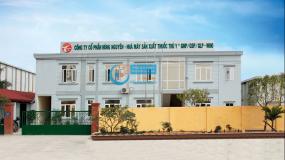 Xây dựng nhà máy sản xuất thuốc thú y đạt tiêu chuẩn GMP