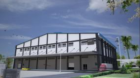 Nhà máy sản xuất mỹ phẩm Kosei tiêu chuẩn CGMP ASEAN