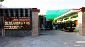 Nhà máy sản xuất bao bì Hồng Hải Đăng