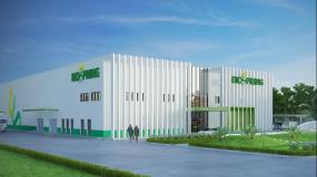 Nhà máy sản xuất Nguyên liệu dược phẩm BioSpring tiêu chuẩn WHO GMP