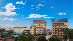 Nhà máy dược thú y Marphavet tiêu chuẩn WHO GMP