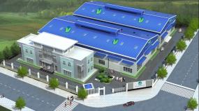 Nhà máy Đông dược VIETMEC tiêu chuẩn WHO GMP