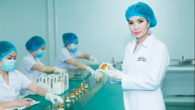 Nhà máy sản xuất Mỹ phẩm Happy Secret tiêu chuẩn CGMP ASEAN