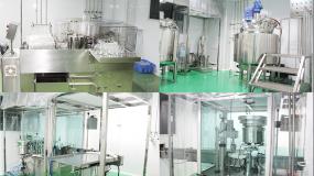 Nhà xưởng sản xuất thuốc thú y Anh Quốc tiêu chuẩn WHO GMP