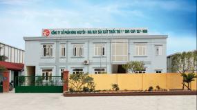 Nhà máy sản xuất Thuốc thú y Hùng Nguyên tiêu chuẩn WHO GMP
