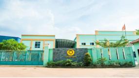 Nhà máy sản xuất thuốc thú y SANDO tiêu chuẩn WHO GMP