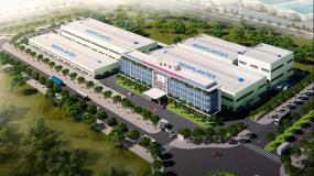 Nhà máy sản xuất Thực phẩm bảo vệ sức khỏe Mediplantex tiêu chuẩn HS GMP