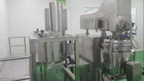 Xưởng sản xuất mỹ phẩm BIZHUB tiêu chuẩn CGMP ASEAN