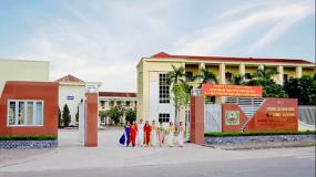 Nhà máy sản xuất thực phẩm BVSK Trường Dược Hải Dương tiêu chuẩn HS GMP
