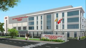 Trung tâm phân phối dược phẩm Harphaco
