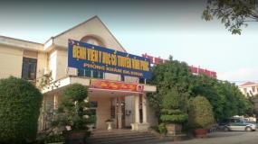 Bệnh viện Y Dược cổ truyền Vĩnh Phúc tiêu chuẩn WHO-GMP