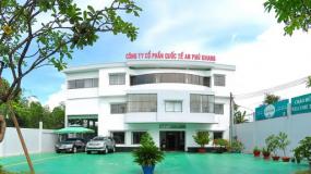 Nhà máy sản xuất thảo dược An Phú Khang tiêu chuẩn HS GMP