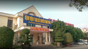 Vinh Phuc Traditional Medicine and Pharmacy Hospital - WHO GMP Certification
