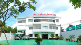 An Phu Khang Herbal-medicine manufacturing Facility- HS GMP Certification