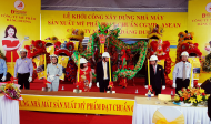 Nhà máy sản xuất Mỹ phẩm Đăng Dương tiêu chuẩn CGMP ASEAN