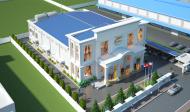 Nhà máy sản xuất mỹ phẩm Hoàng Hưng Long tiêu chuẩn CGMP ASEAN