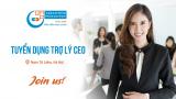 Tuyển dụng Trợ lý CEO làm việc tại Hà Nội - 04/2021