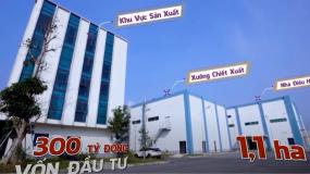 CVI Pharma (WHO GMP, HS GMP, CGMP ASEAN Certification) - Consulted by GMPc Viet Nam
