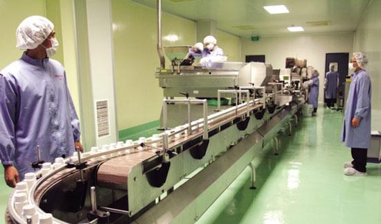 13 nhà máy sản xuất thuốc cổ truyền đạt tiêu chuẩn GMP tính đến 03/2016