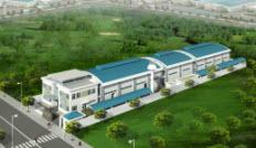 Nhà máy Sản xuất Thuốc thú y 1/5 tiêu chuẩn WHO GMP